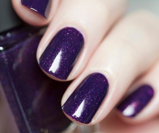 Ruby sky - 1 couche sur base violette